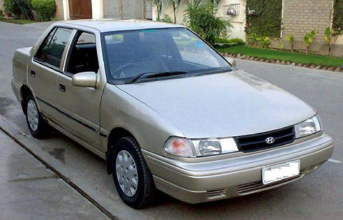Remembering Hyundai Excel from the 90s 6