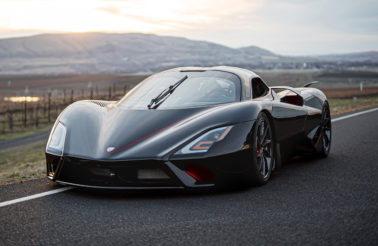 532.7 Km/h: SSC Tuatara is Officially World's Fastest Production Car 3