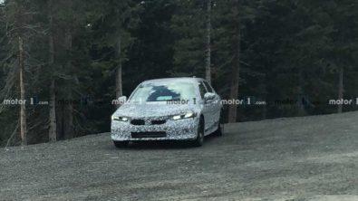 11th Gen Honda Civic Spied Again 1