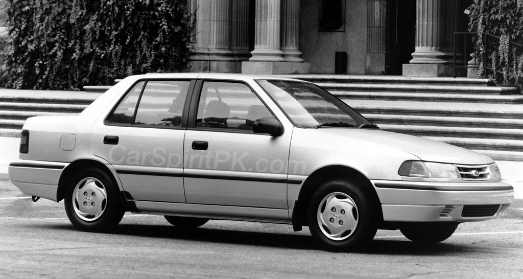 Remembering Hyundai Excel from the 90s 4