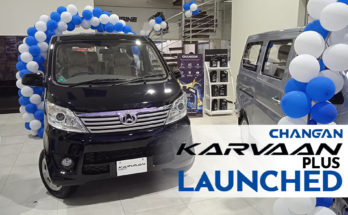Changan Launches Flagship Karvaan Plus 21