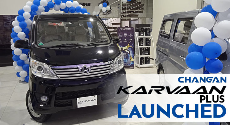 Changan Launches Flagship Karvaan Plus 1