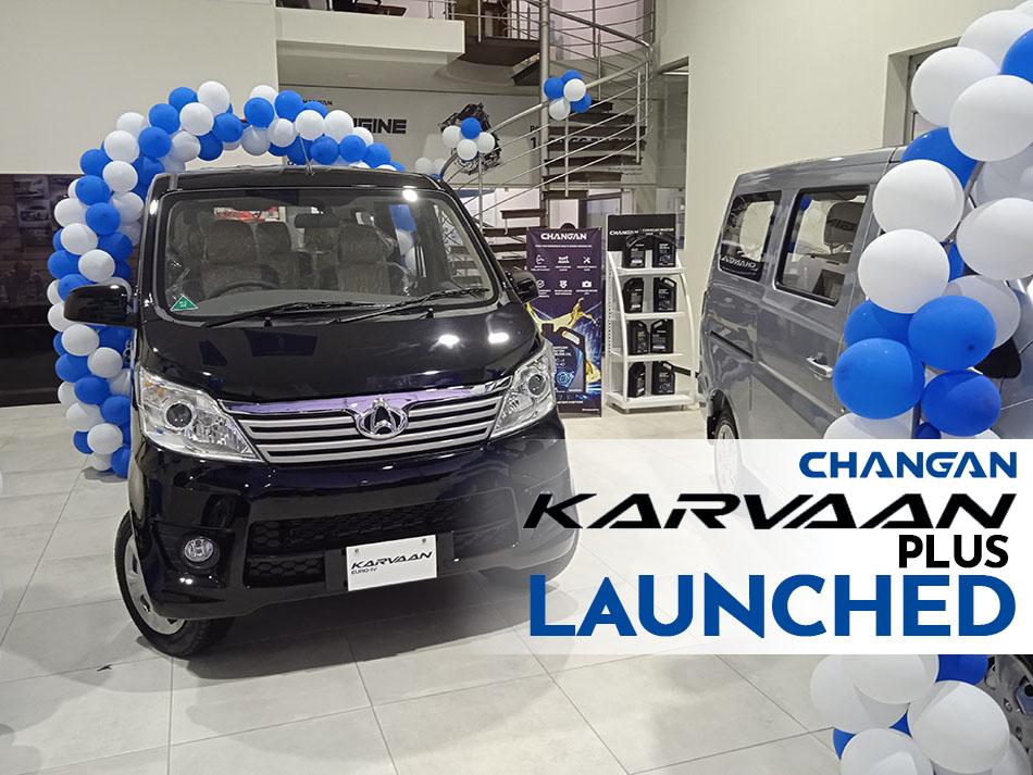 Changan Launches Flagship Karvaan Plus 4