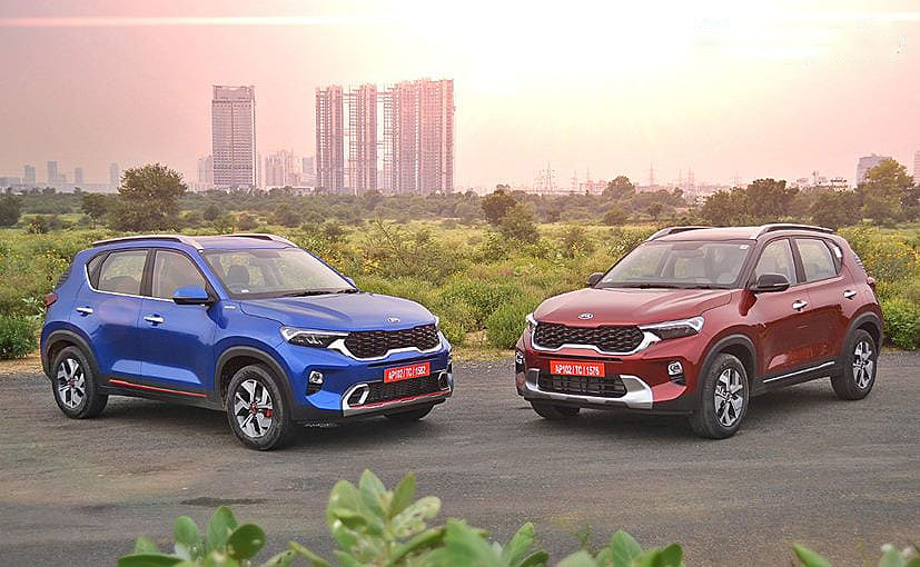 Kia Records Highest-Ever Sales in India Courtesy Sonet 1
