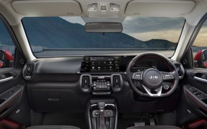 Kia Sonet Launched in Indonesia 12