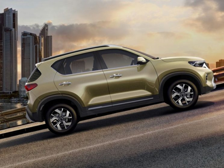 Kia Sonet Launched in Indonesia 6