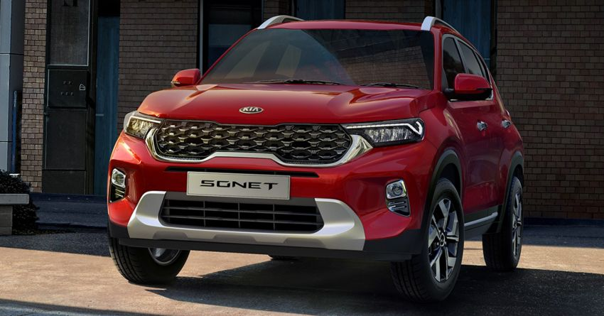 Kia Sonet Launched in Indonesia 1