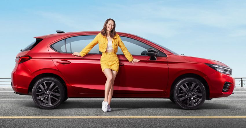 Honda City Hatchback Makes Its World Debut in Thailand 9