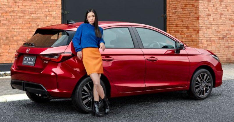 Honda City Hatchback Makes Its World Debut in Thailand 14