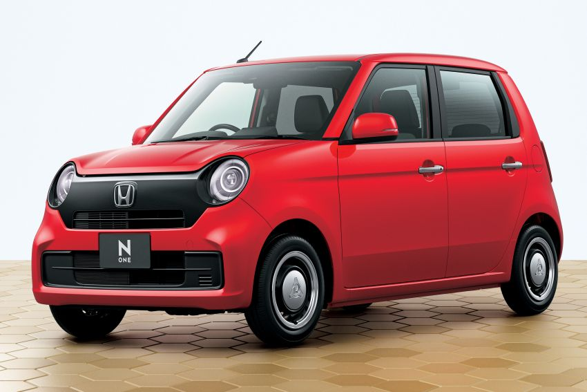 2nd Generation Honda N-One Launched in Japan 2