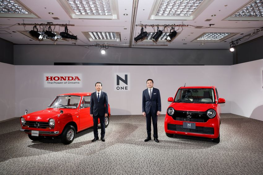 2nd Generation Honda N-One Launched in Japan 1