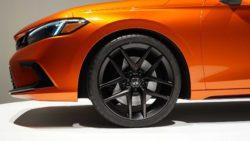 Visual Comparison: Honda Civic 10th Gen vs 11th Gen Prototype 18