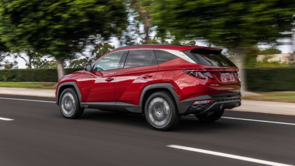 The All New US-Spec Hyundai Tucson Unveiled 9