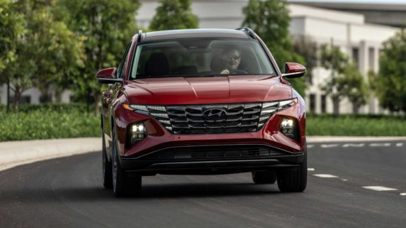 The All New US-Spec Hyundai Tucson Unveiled 22
