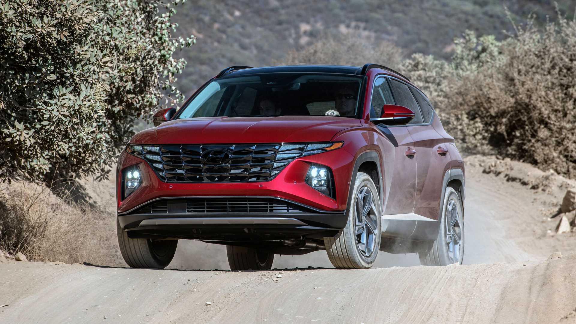 The All New US-Spec Hyundai Tucson Unveiled 4