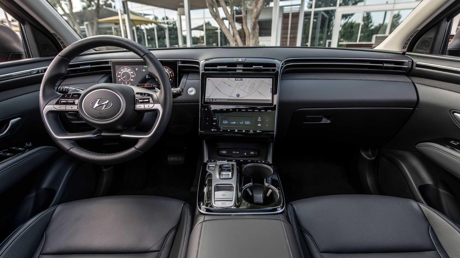 The All New US-Spec Hyundai Tucson Unveiled 2