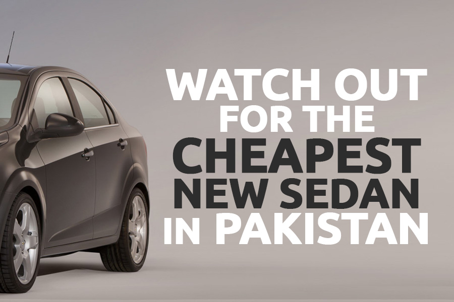 Race to Launch the Cheapest New Sedan in Pakistan 1