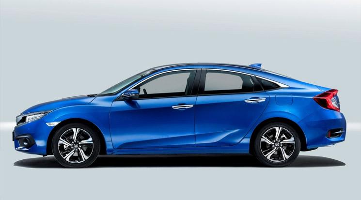 Visual Comparison: Honda Civic 10th Gen vs 11th Gen Prototype 10