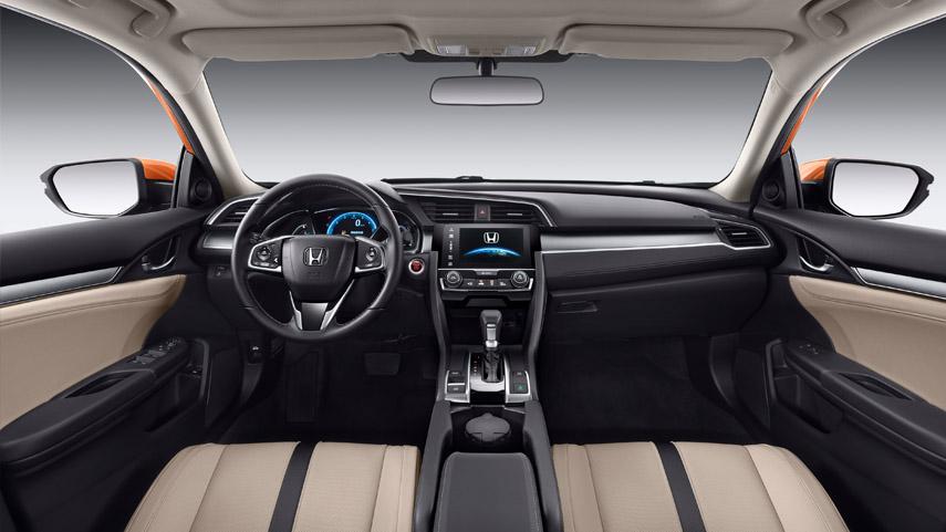 Visual Comparison: Honda Civic 10th Gen vs 11th Gen Prototype 14