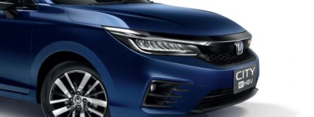 Honda City e:HEV RS Launched in Thailand 2