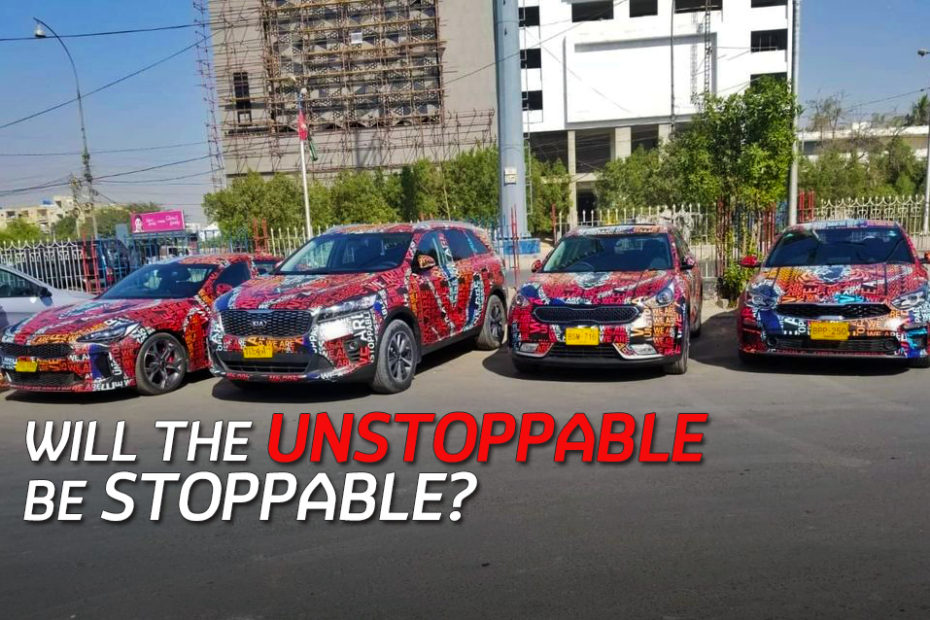 Will the Unstoppable be Stoppable? 9