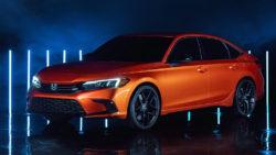 Visual Comparison: Honda Civic 10th Gen vs 11th Gen Prototype 3