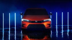 Visual Comparison: Honda Civic 10th Gen vs 11th Gen Prototype 1