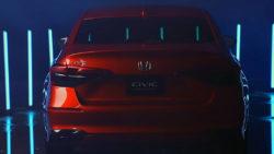 Visual Comparison: Honda Civic 10th Gen vs 11th Gen Prototype 5