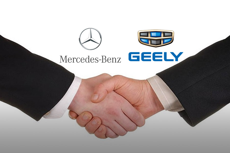 Mercedes-Benz and Geely Confirm Hybrid Engine R&D Partnership 7