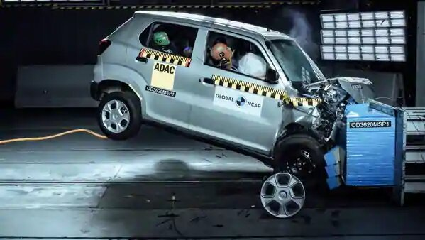 Maruti Suzuki S-Presso Get Zero Stars in Global NCAP Crash Tests 1