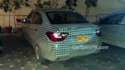Proton Saga Spotted Again- This Time Undisguised 4