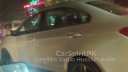 Proton Saga Spotted Again- This Time Undisguised 12