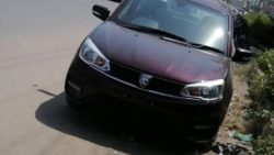 Proton Saga Spotted Again- This Time Undisguised 9