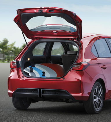 Honda City Hatchback Makes Its World Debut in Thailand 13