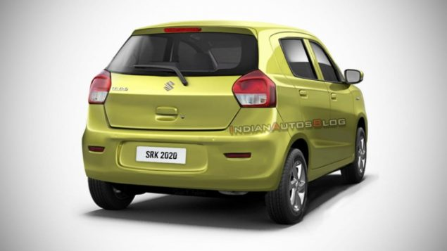 Next Generation Suzuki Celerio to Debut in Q1, 2021 10