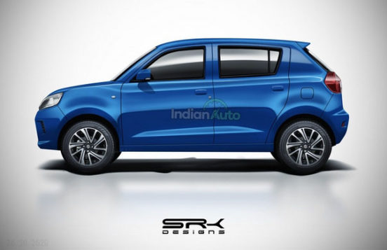 Next Generation Suzuki Celerio to Debut in Q1, 2021 9