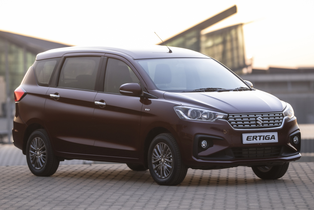 Suzuki Ertiga Surpasses 5.5 Lac Units Sales Milestone in India 2