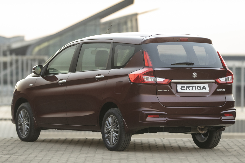 Suzuki Ertiga Surpasses 5.5 Lac Units Sales Milestone in India 3