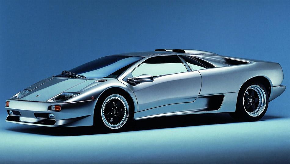 Lamborghini Celebrating 30 Years of Diablo 14