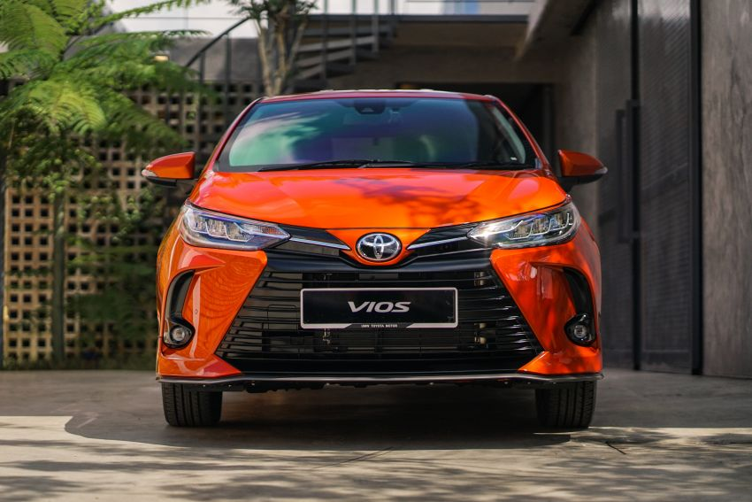 Toyota XP150 Vios Facelift Launched in Malaysia 1