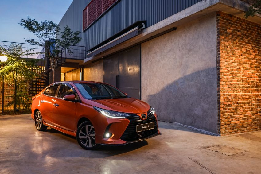 Toyota XP150 Vios Facelift Launched in Malaysia 7