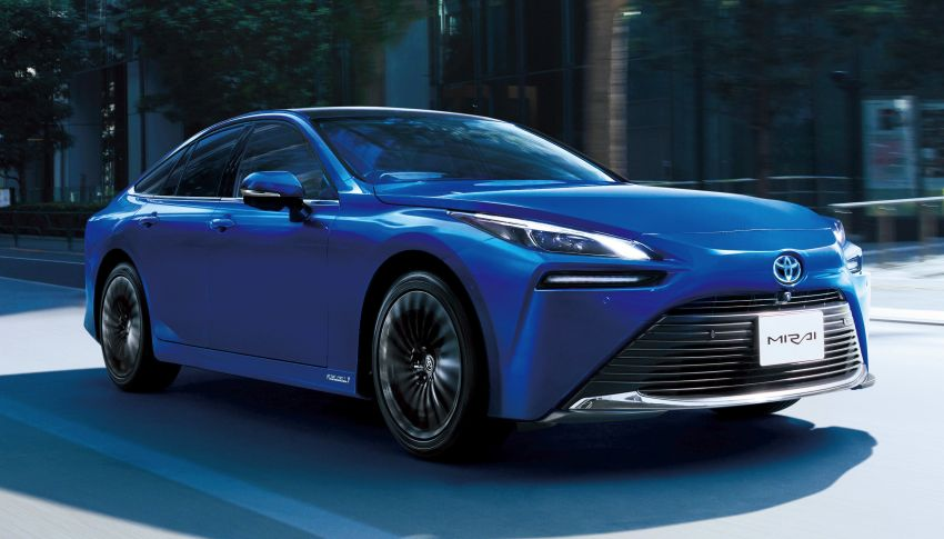 All New Toyota Mirai FCV Goes on Sale in Japan 7