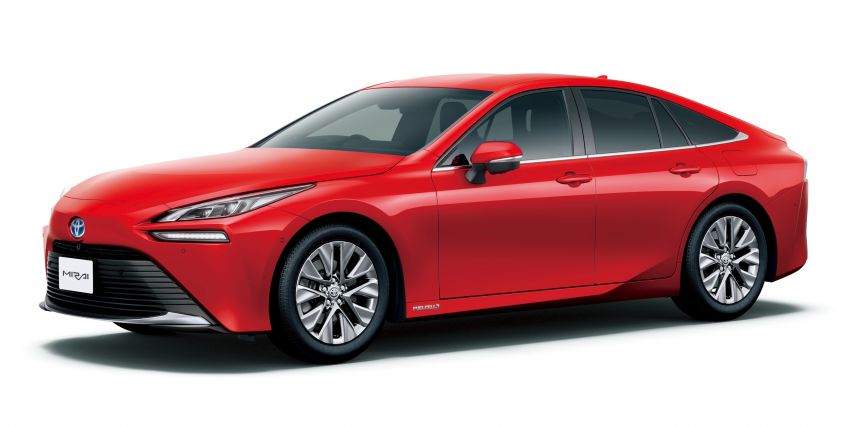 All New Toyota Mirai FCV Goes on Sale in Japan 13