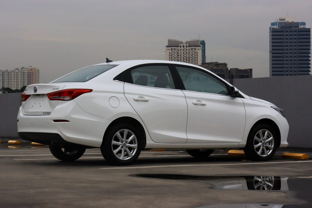 Changan Alsvin Undisguised Inside & Out 9