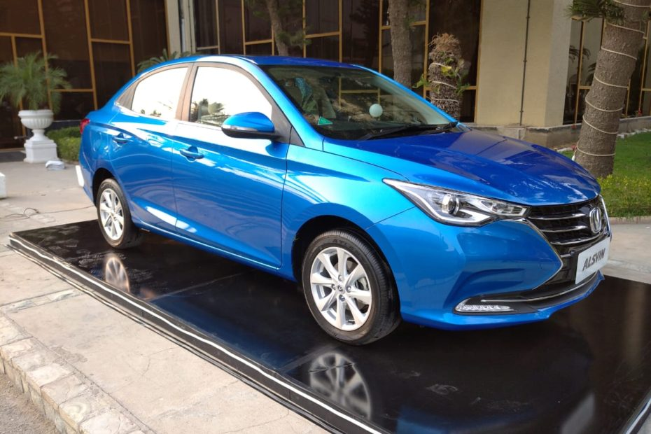 Changan Alsvin Prices to be Revealed on 11th January 5