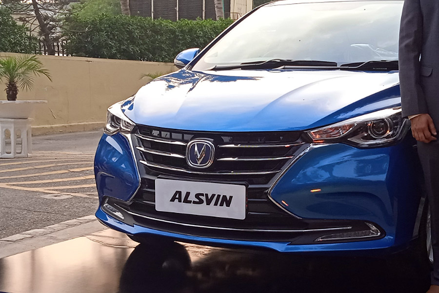 Changan Alsvin Unveiled in Pakistan 7