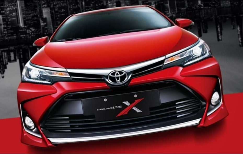Toyota Corolla Altis X Package Prices Revealed 1