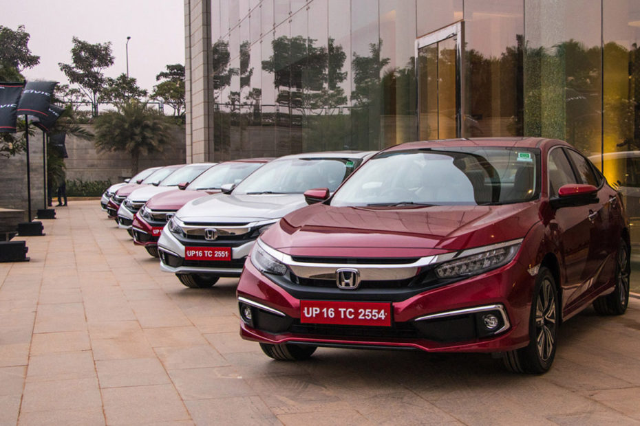 Honda Civic and CR-V Discontinued In India 2