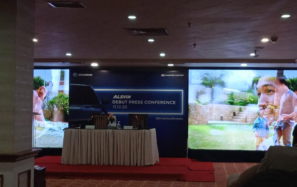 Changan Alsvin Unveiled in Pakistan 1