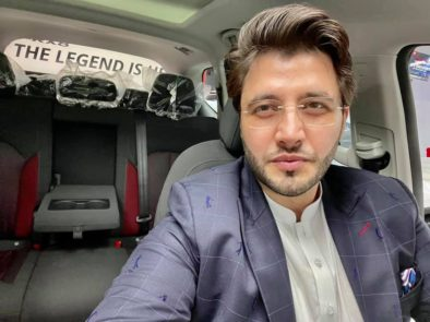 Javed Afridi Teases 2 more MG Cars 3